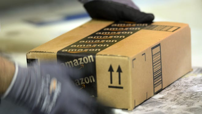 Your old Amazon boxes can be repurposed to send donations to Goodwill, and Amazon will pay for the shipping.