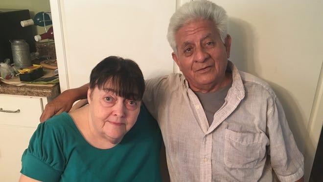 Paco and Joyce Alire
