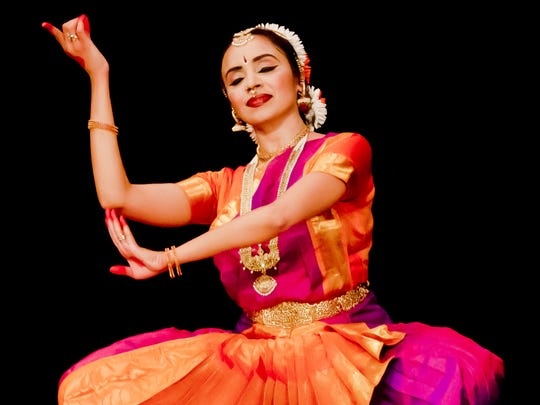 Rekha Srinivasan teaches classical Indian dance at Bhaarat Nritya Academy in Bridgewater, which she founded in 2006.  The school is one of several in New Jersey that specialize in classical Indian dance.