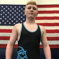 Fahey Bank Athlete of the Month: RV's Hadyn Danals stands out as freshman wrestler