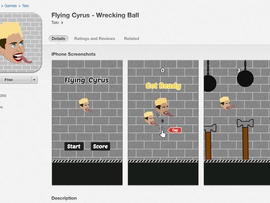 flying cyrus