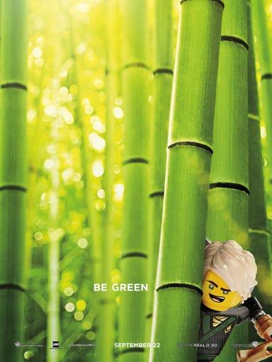 Lloyd, the Green Ninja Elemental Power: Green Energy