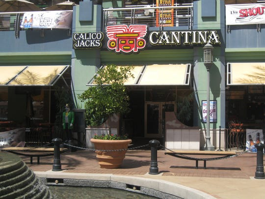 Calico Jack's Mexican Cantina will host a Super Bowl viewing party.
