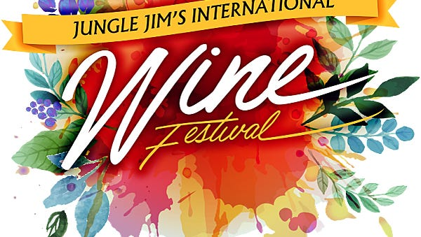 This is the 10th anniversary of International Wine Festival put on by Jungle Jim's International Market.