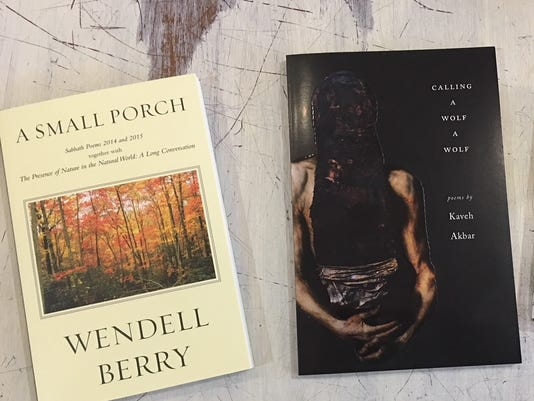 Top poetry picks from area bookstores