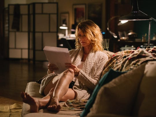 """""""Big Little Lies"""" star Laura Dern returns to HBO with sexual abuse drama """"The Tale,"""" which premiered at this year's Sundance Film Festival."""