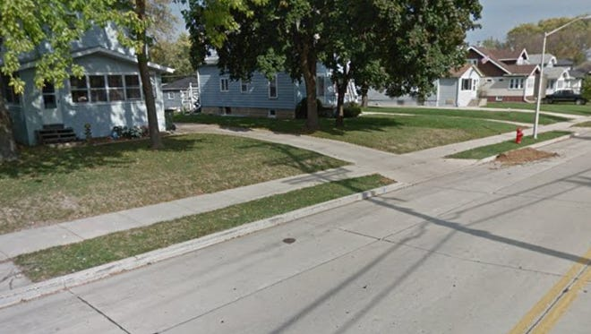 On a tree-lined 8600 block of West Lapham Street, a suspicious incident occurred, police said.
