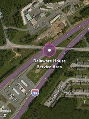 Delaware State Police are investigating a crash on Interstate 95.