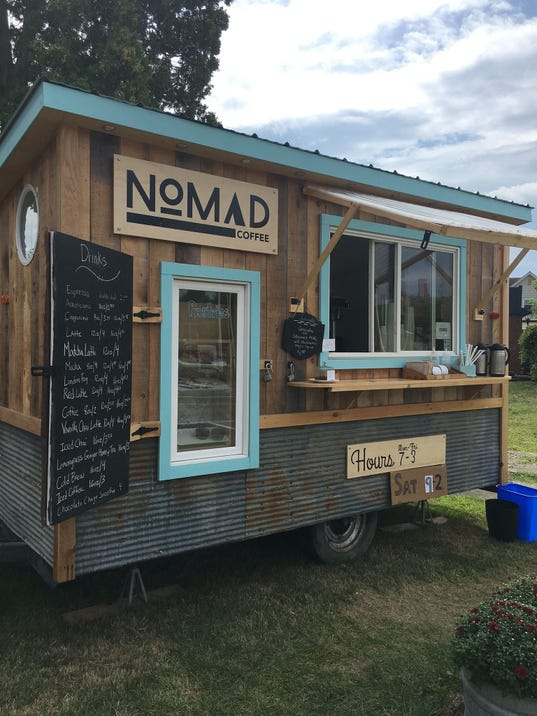 Nomad Coffee food truck