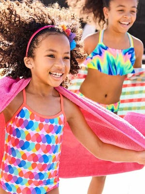 Wonder Nation is one of four new apparel brands for women, men and kids unveiled by Walmart.