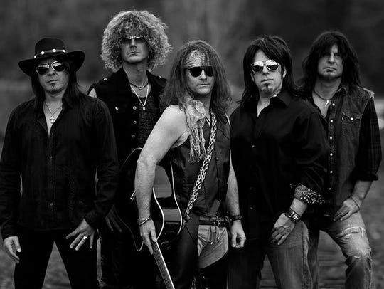 Bon Jovi tribute band: Steelhorse plays Bon Jovi favorites