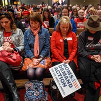 Opinion   Moms join students to demand action to end gun violence