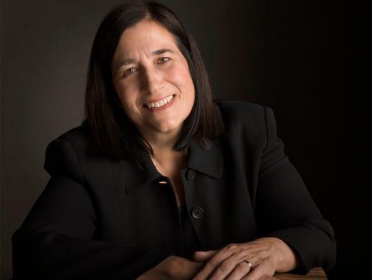 Journalist and playwright Allison Engel.