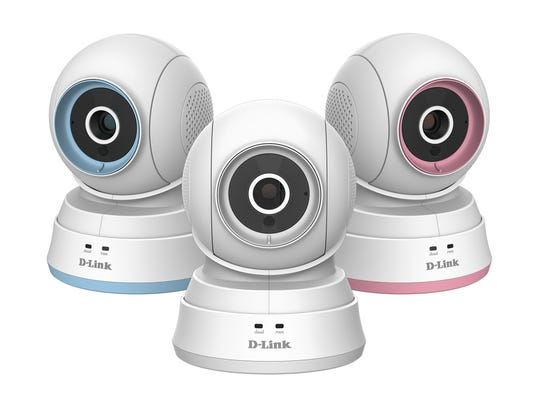 The D-Link Wi-Fi Baby Monitor.