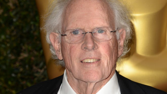 Actor Bruce Dern arrives for the 2013 Governors Awards, presented by the American Academy of Motion Picture Arts and Sciences (AMPAS), at the Grand Ballroom of the Hollywood and Highland Center