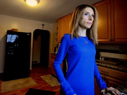 At age 20, she weighed 61 pounds. Now she's determined to beat anorexia