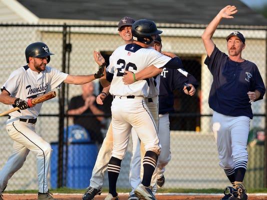 Jacobus vs York Township Susquehanna League baseball