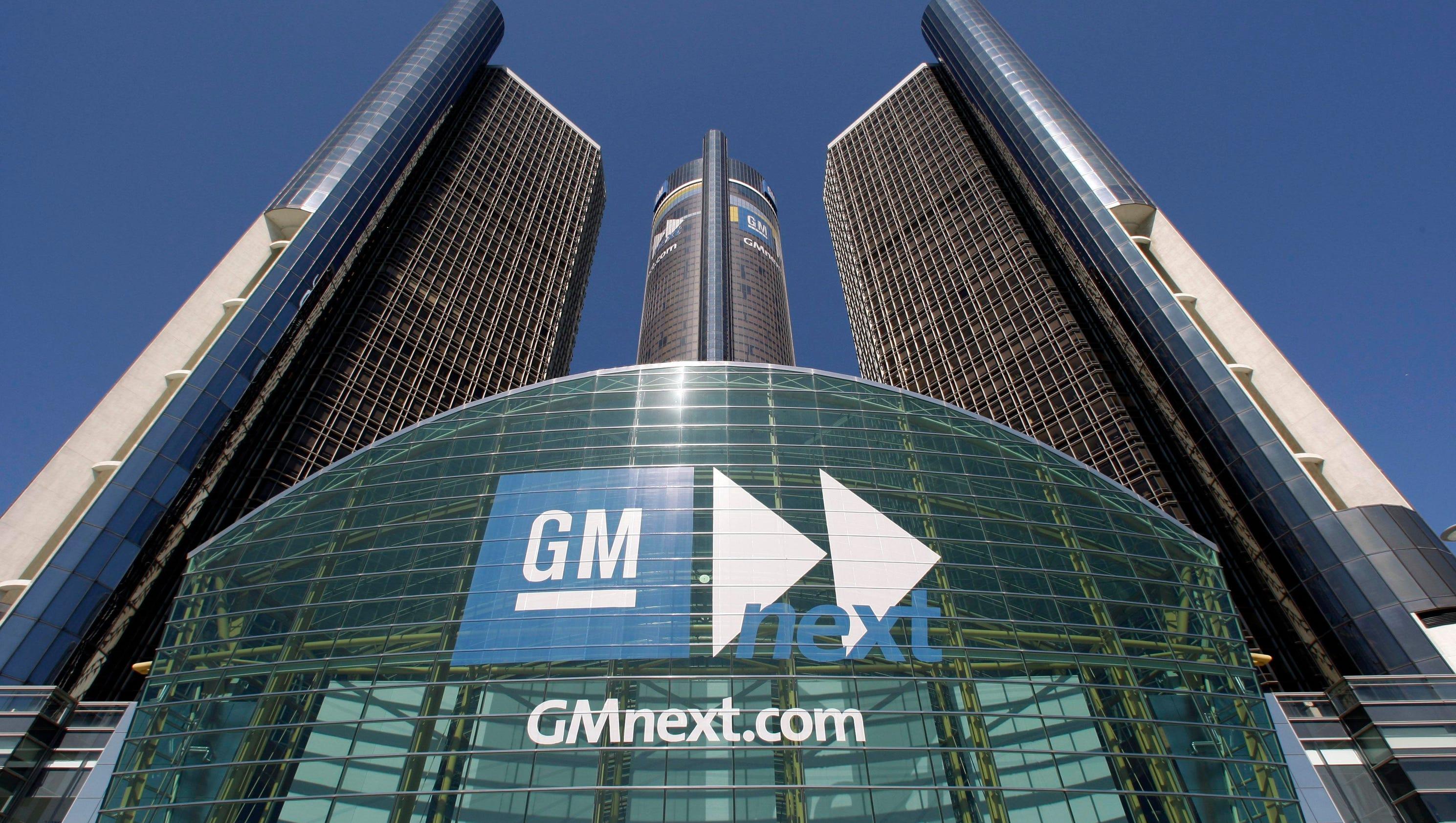 General Motors Buys Self