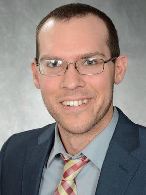 John-Davino, Teacher of the Year