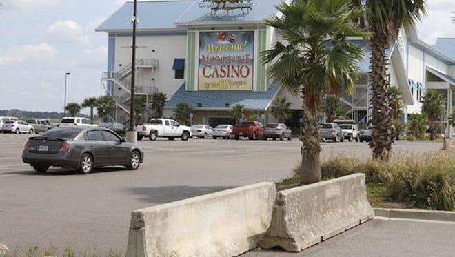 Former Margaritaville Casino in Biloxi, Miss.