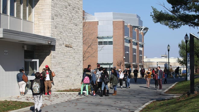 SUNY Orange Middletown campus.