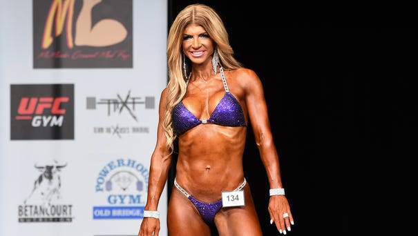 Teresa Giudice competed in her first bodybuilding...