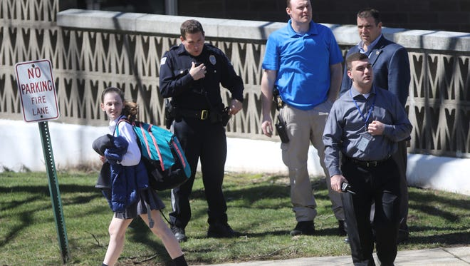 A body was found in the Academy of the Holy Angels in Demarest on March 29. It is further believed that no foul play took place.