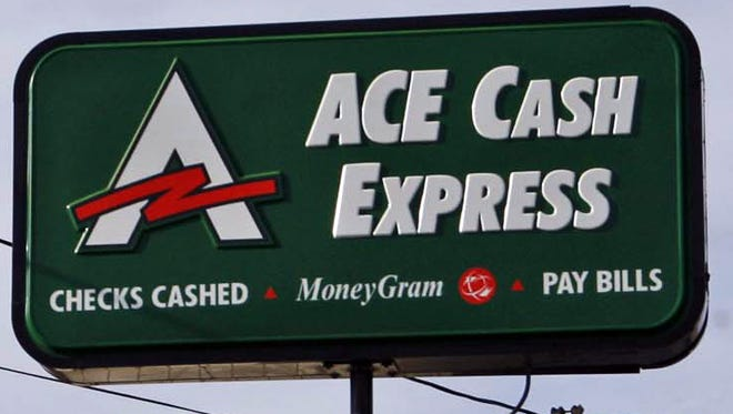 ACE Cash Express was the cheaper option for collecting payments for the Driver Responsibility Program, the Department of Public Safety said.