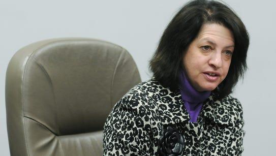 New York Public Service Commission chair Audrey Zibelman.