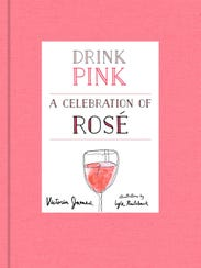 """Drink Pink"" by Victoria James is all about rosé."