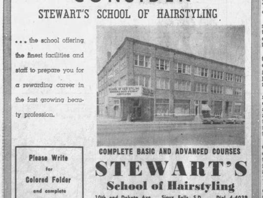 Looking Back: Stewart brothers built a hairstyling empire in Sioux ...