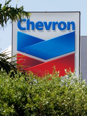Former No. 2 Chevron tumbled 15 places on a new list of the leading energy companies.
