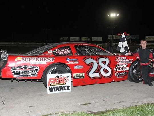 Bernhagen has history on his side at wir for Courtesy motors stevens point