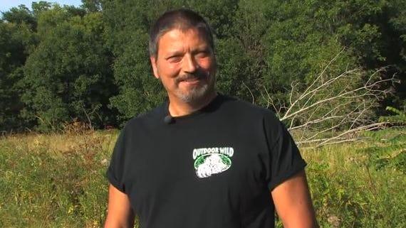 Dean Romano is the host of 'Outdoor Wild.'