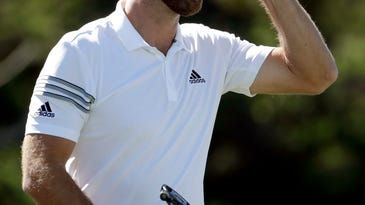 Dustin Johnson puts great year behind him, ready to move on