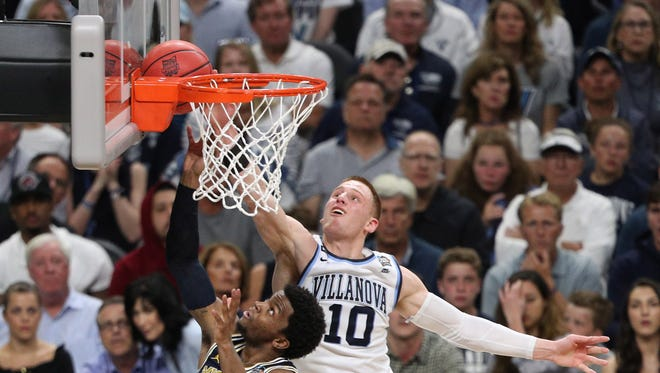 The Milwaukee Bucks got a player in Donte DiVincenzo who can shoot from the outside and isn't afraid to play a little defense.