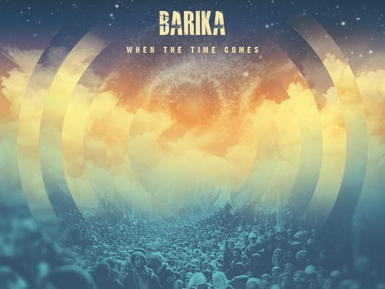 "Barika celebrates the release of its third album, ""When"