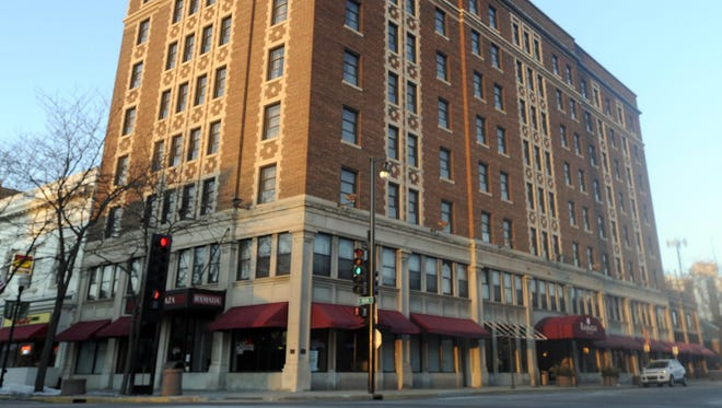 Retlaw Plaza Hotel is located at 1 N. Main St. in Fond du Lac. The Fond du Lac City Council recommended Wednesday nonrenewal of the historic Retlaw Hotel's liquor license if it doesn't make good on its past-due bills by the end of the month.