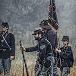 """""""The Flags of the Civil War"""" will be on display at the Gettysburg National Military Park Museum and Visitor Center."""