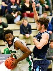 "York College's Jason Bady has steadily improved from his freshman to his senior season. His coach now considers him an ""all-league"" performer in the Capital Athletic Conference."