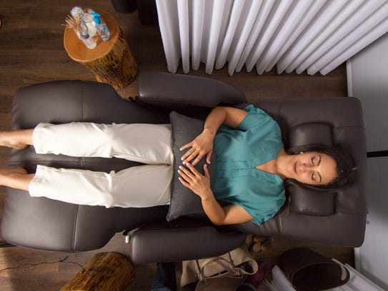 Inside look of Modern Acupuncture, coming to the Ambassador