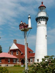 Seul Choix Point Lighthouse in Gulliver is thought to be one of the most-haunted lighthouses in the state.