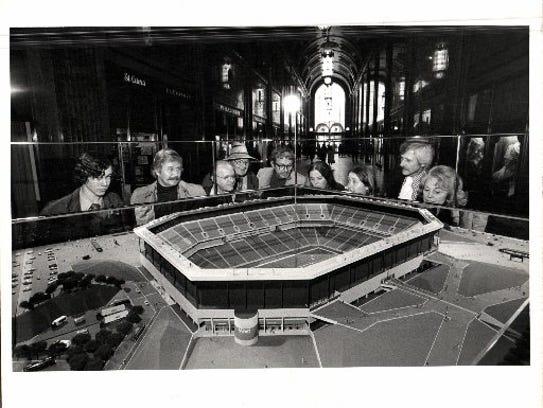 1974 What Detroit Was Like When 4 Major Sports Teams Were