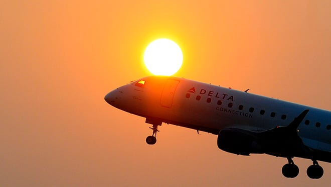 The sun may be setting on passengers' loyalty to airlines after recent changes to programs reward only the most elite travelers.