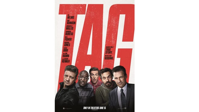 TAG movie poster