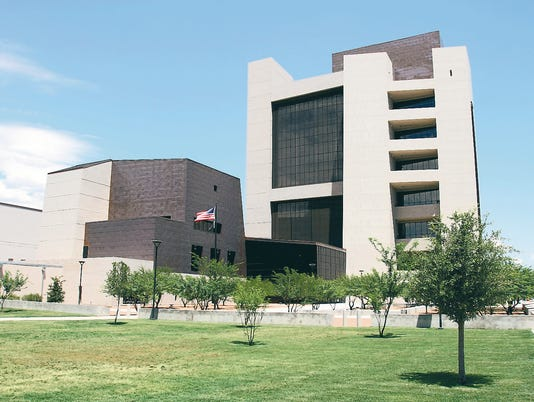 El Paso federal courthouse