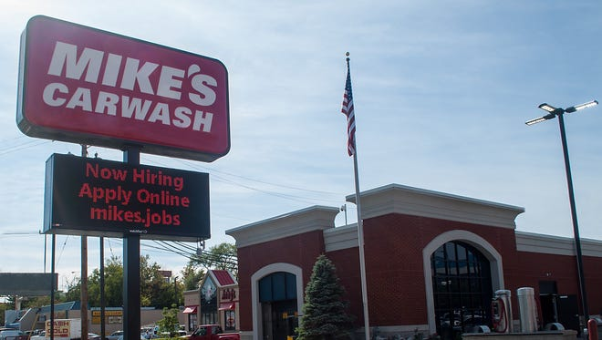 In December, Mike's Carwash officially opened its Eastgate location at 814 Eastgate North Dr., marking its 10th Ohio store.