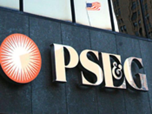 PSEG sign