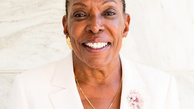 Yvonne Clayton, running for Asbury Park City Council