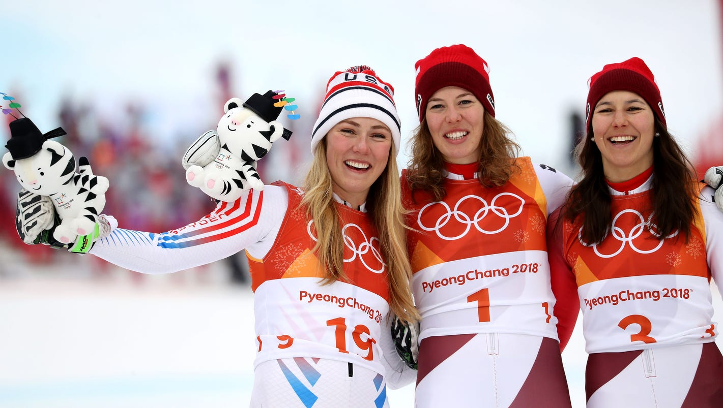 Mikaela Shiffrin wraps up her second straight overall World Cup title